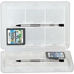 CTA Digital Nintendo 3Ds Cartridge Storage Solution Box