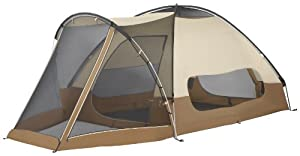 Eureka Grand Manan Tour Tent with Screenroom Vestibule by Eureka