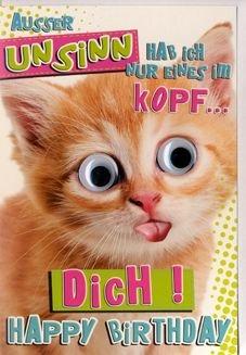 Spruch Geburtstag Katze Sehnsucht Violalalacole Blog