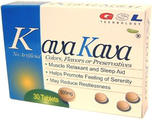 Kava Kava Muscle Relaxant and Sleep Aid