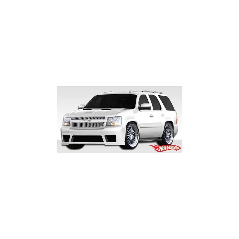 2007 2012 Chevrolet Suburban Duraflex Hot Wheels Kit   Includes Hot Wheels Front Bumper (103379), Platinum Sideskirts (105252), Hot Wheels Rear Bumper (105253)