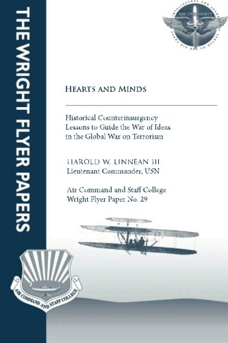 Hearts and Minds - Historical Counterinsurgency Lessons to Guide the War of Idea in the Global War on Terrorism: Wright