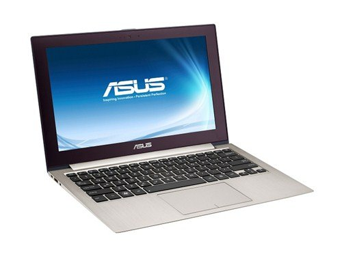 ASUS ZENBOOK sliver Core i7 3517U 256G Win7 HP シルバー UX21A-K1256