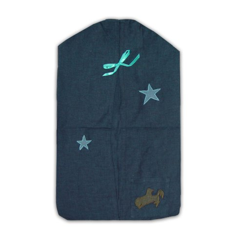 Patch Magic Wild West Diaper Stacker, 12-Inch by 23-Inch
