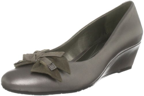 Van Dal Women's Lille Leather Metal Prl/Sde Closed Toe 1391960 5.5 UK