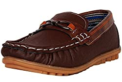 Ole Baby Classic Fashion Slip on Loafers Casual Suede Premium Leather Shoes With Warranty 5-6 years