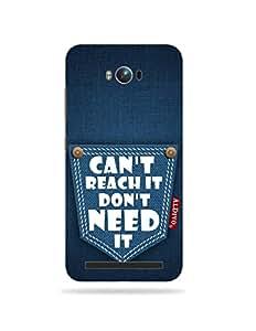 alDivo Premium Quality Printed Mobile Back Cover For Asus Zenfone Max / Asus Zenfone Max Back Case Cover (MKD289)