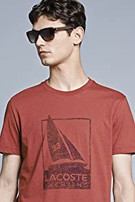 Sailboat Graphic T-shirt