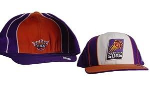 Phoenix Suns NBA Fitted Authentic Team Headwear Cap Hat Size 8 by Reebok