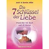 """Die 7 Schl�ssel der Liebe: Praxis-Set mit Buch und 49 Kartenvon """"Amir Ahler"""""""