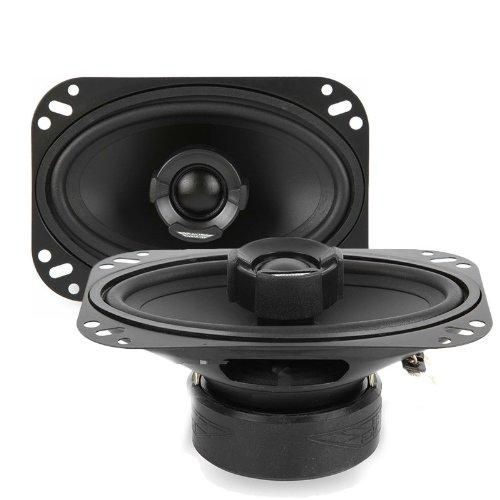 """Ctx46 - Image Dynamics 4"""" X 6"""" 2-Way Speakers With Silk Tweeters"""