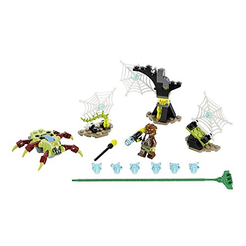 Lego Legends Of Chima - 70138 - Speedorz - La Course Araignée