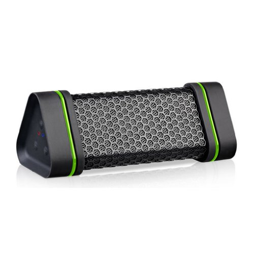 Granvela Es-1 Is Suing Sport Waterproof Shockproof Dust With Mic- Proof Wireless Bluetooth Speaker, A2Dp Stereo Bluetooth