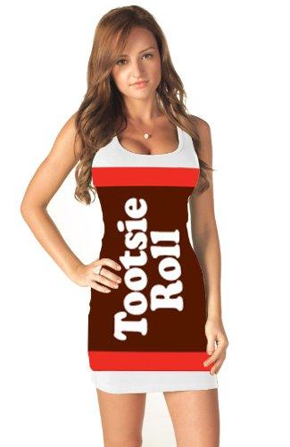 Sexy Tootsie Roll Costume