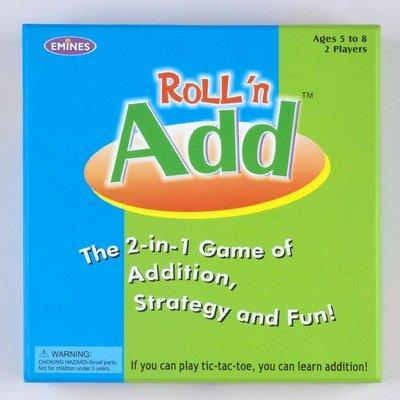 Roll'n Add Game
