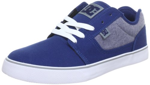 DC TONIK TX SHOE Low Mens Gray Grau (NAVY/LT GREY) Size: 6.5 (40.5 EU)