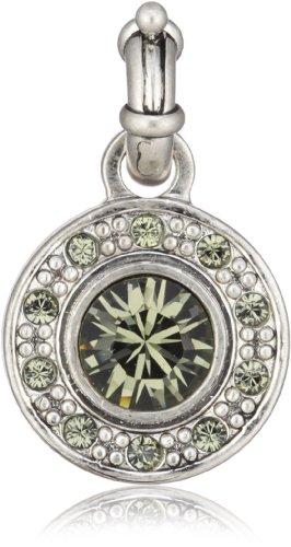 Dyrberg/Kern 331899 Brass Swarovski Crystal Pendant