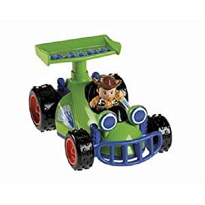 Amazon.com: Fisher-Price Little People Disney's Toy Story ...