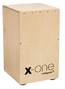CP 104 Schlagwerk X-One Cajon Black Label