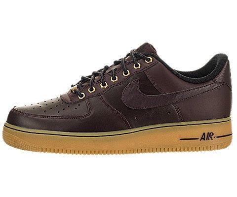621 Deep Air Light Burgundygum 488298 Nike Force Brown 1 ZXOuPki