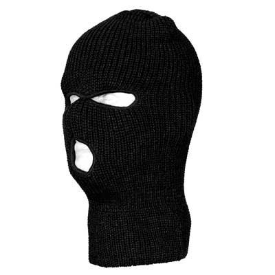 5504Black Face Mask (Ski Mask 3 Hole compare prices)