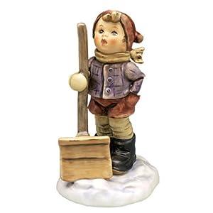 M.I. Hummel Miniature Figurine - Let It Snow from M.I. Hummel