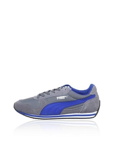 Puma Sneaker Lifestyle Fieldsprint [Grigio/Blu]