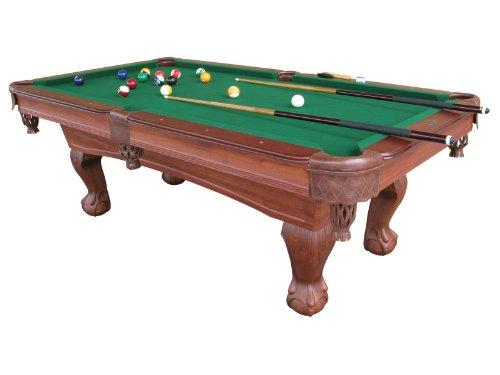 Cheap Sportcraft ESPN Classic Claw Leg Billiard Table Inch - Sportcraft 8 foot pool table