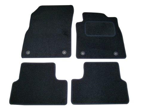 u0026gt  sakura car mats in black for vauxhall astra  fits 2010