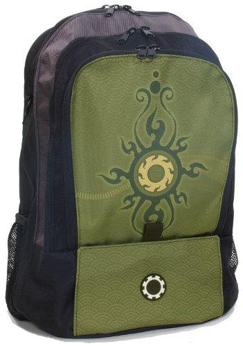 Dadgear Backpack Diaper Bag - Zen Sun