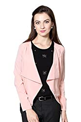 Annabelle by Pantaloons Women's Shrug_Size_Small