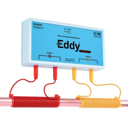 Eddy Electronic Descaler - Water Softener Alternative (Electromagnetic Water Softener compare prices)