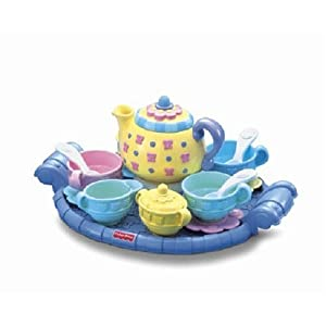 fisher price musical tea set ca toys