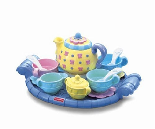 Fisher-Price Musical Tea Set (Fisher Tea Set compare prices)