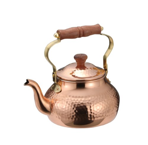 Kujakudo Pure Copper Kettle 2.0 Liter Made in Japan (Water Kettle Made In Japan compare prices)