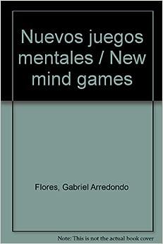 Amazon.com: Nuevos juegos mentales (Spanish Edition
