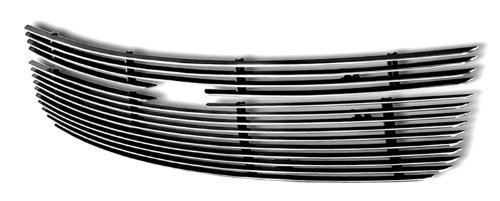 APS Polished Chrome Billet Grille Grill Insert #C65734A