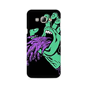 Mobicture Monster Hand Premium Printed Case For Samsung A3