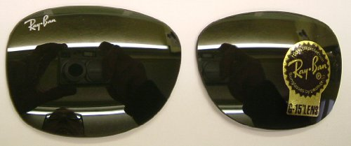 1 pair of ORIGINAL RAY BAN Lenses For Ray ban wayfarer 2132