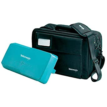 Tektronix ACD2000 Soft Case, Nylon w/Front Cover, MSO2000/DPO2000 Series Oscilloscopes