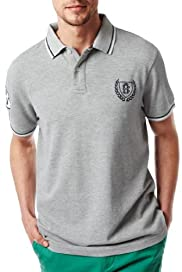 Blue Harbour Pure Cotton Short Sleeve Polo Shirt [T28-6529B-S]