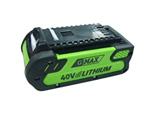 GreenWorks 29462 G-MAX 40V Li-Ion, 40V 2amp G-MAX Battery
