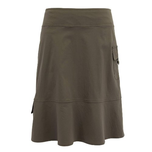 Royal Robbins Women's Discovery Skirt, Everglade, 6