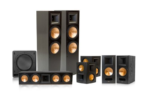 Klipsch Rf-7 Ii Reference Series 7.1 Home Theater System (Black)