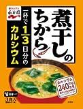 永谷園 煮干しのちから みそ汁(3食入)
