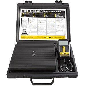 [해외]CPS 제품 CC220 소형 높은 용량의 충전 규모/CPS Products CC220 Compact High Capacity Charging Scale