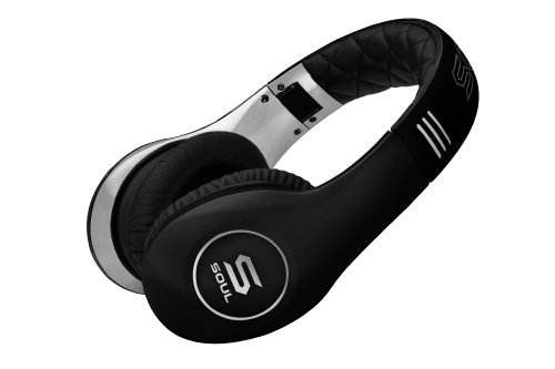 Soul By Ludacris Sl150Cbc Pro High-Definition On-Ear Headphone With Apple Control (Discontinued By Manufacturer)