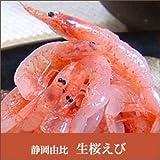 静岡県産 駿河湾 由比 生桜えび (冷凍タイプ) ランキングお取り寄せ