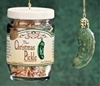 Roman The Christmas Pickle Ornament from Roman Inc.