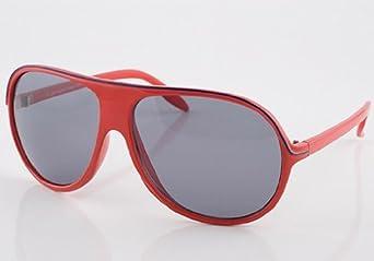 3640d5ab6ecccb Lunettes de soleil homme Komono Maverick Red , - fr-shop